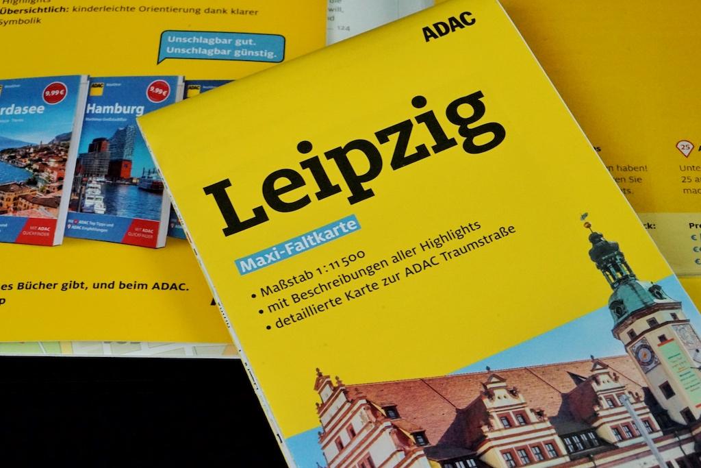 Leipzig: Mit dem Reiseführer vom ADAC ist die Planung perfekt