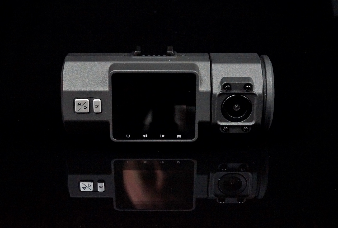 Die VANTRUE N2 Pro Dual zeichnet in Full HD 1080P auf - unscharfe Aufnahmen gehören der Vergangenheit an