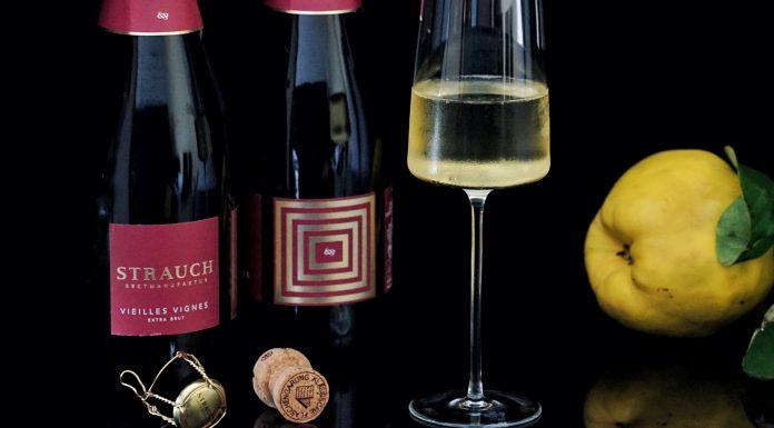 Erstklassiger Sekt aus der Sektmanufaktur Strauch, Vieilles Vignes extra brut
