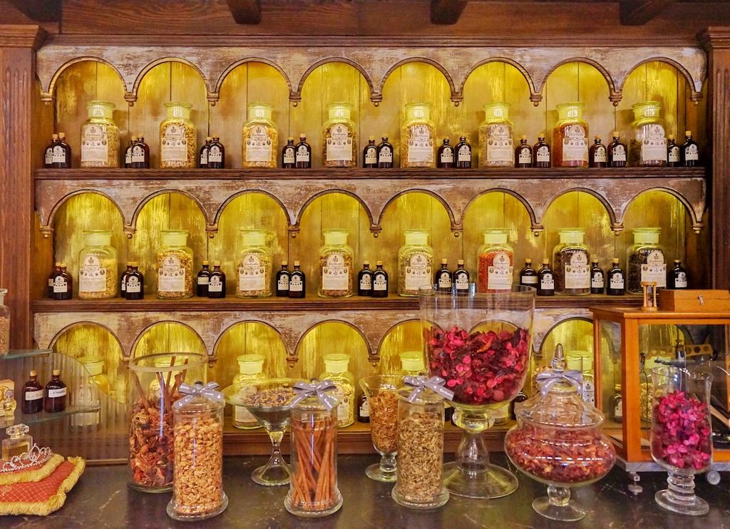 Carthusia Parfümerie: Auch von Innen eine Besichtigung wert