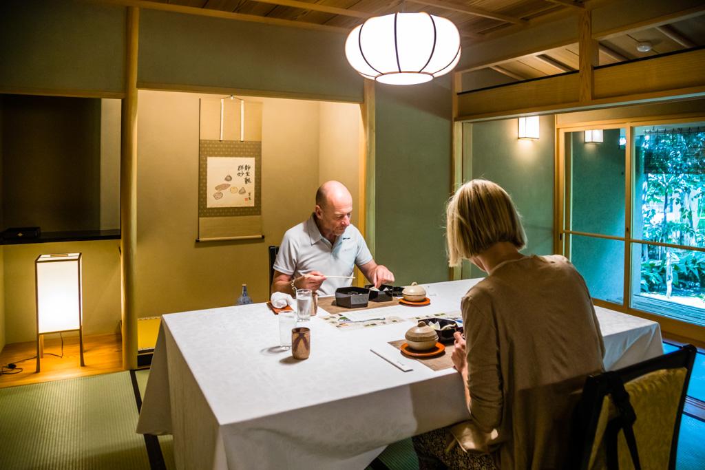 Ein Lunch im Fugetsuro / © FrontRowSociety.net, Foto: Elliot Evison