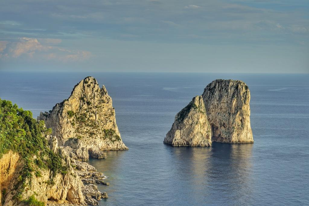 Faraglioni - Synonym des Sehnsuchtsortes Capri