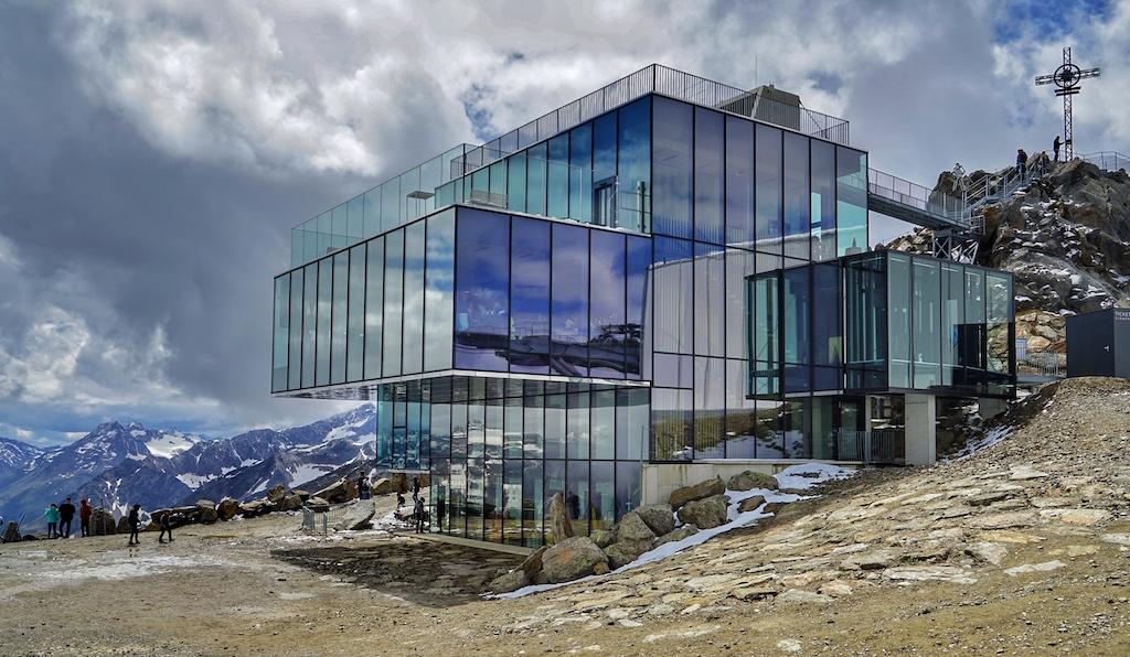 Bisher war die Spitze des Gaislachkogl vor allem wegen dem Gourmet-Restaurant ice Q bekannt