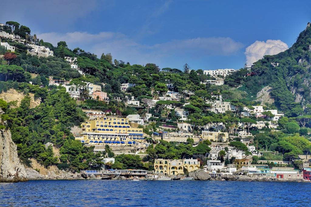 Die'andere' Seite von Capri, ...