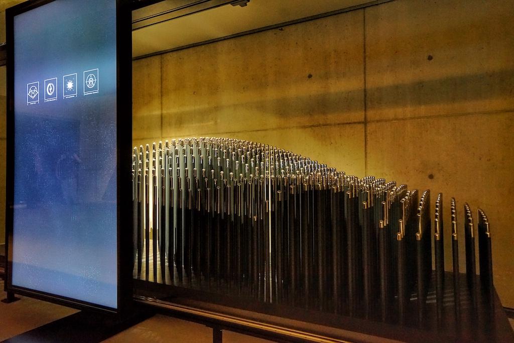 Das Tech Lab gibt Einblicke in einige der modernsten Technologien - Hand anlegen und mitmachen ist angesagt
