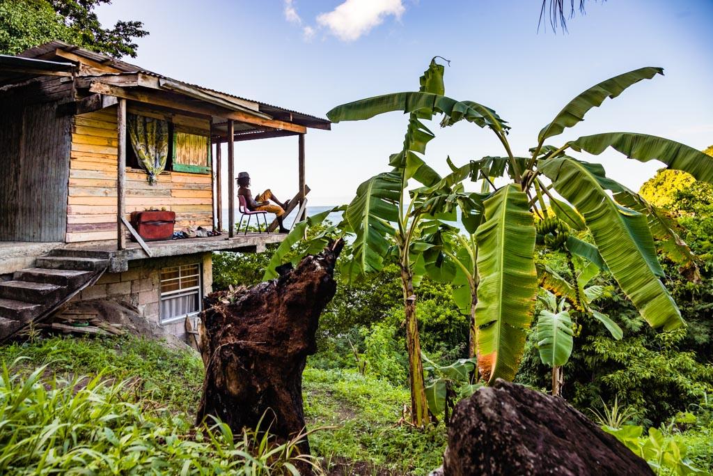 Der Grenada Hash ist auch deshalb reizvoll, weil man nicht ortskundig sein muss, um den unverfälschten Alltag abseits der Städte erleben zu können / © FrontRowSociety.net, Foto: Georg Berg