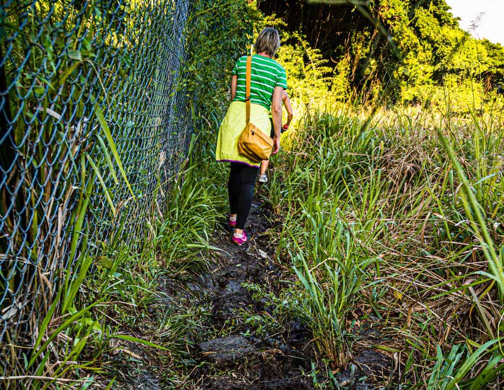 Am Ende eines Trails müssen nicht nur die Schuhe in die Reinigung / © FrontRowSociety.net, Foto: Georg Berg