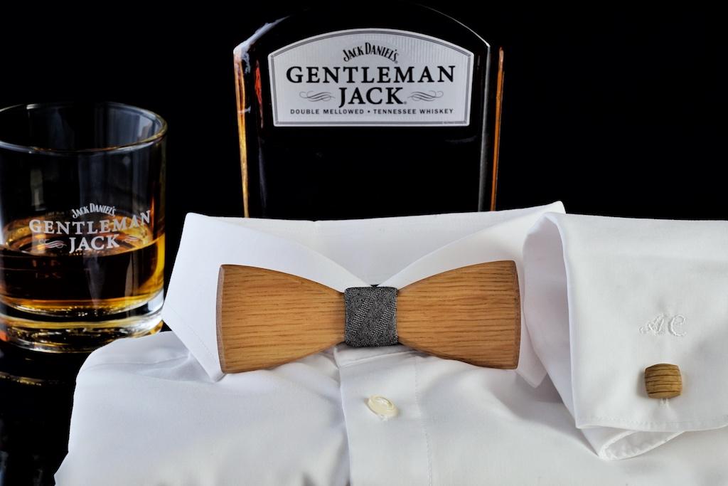 Die trendigen Gentleman Jack Accessoires harmonieren perfek