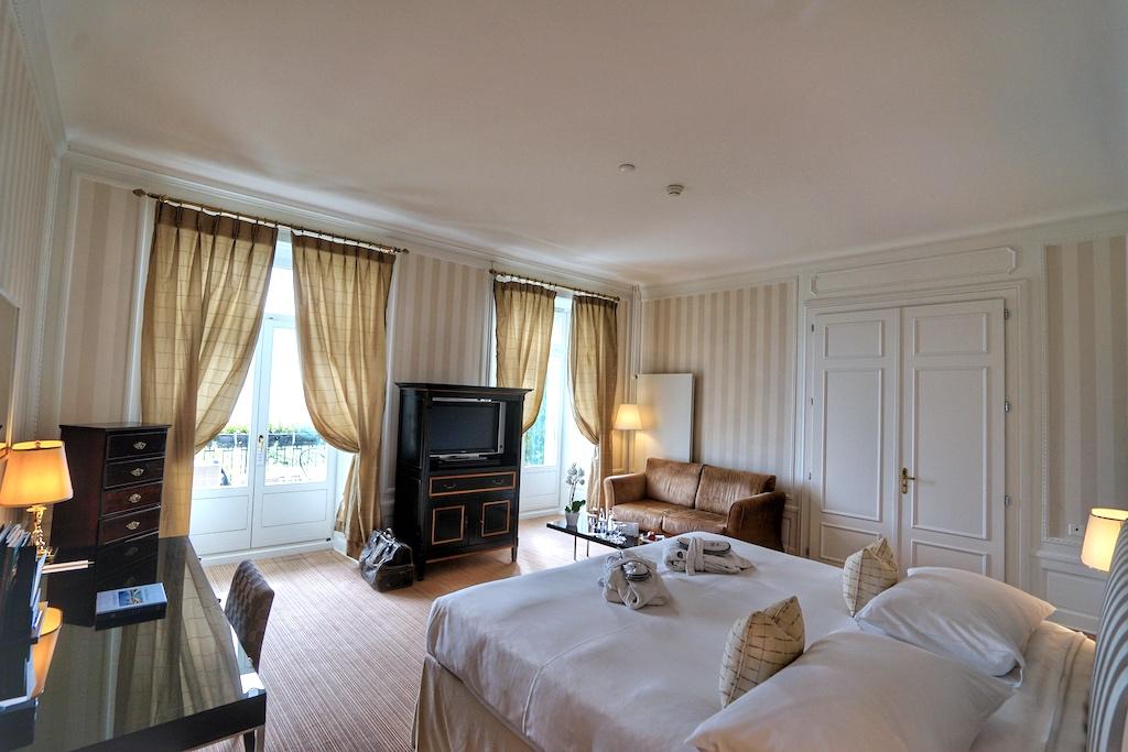 Im Gewand des ehrwürdigen Grand Hotels steckt zeitgemäßer Komfort