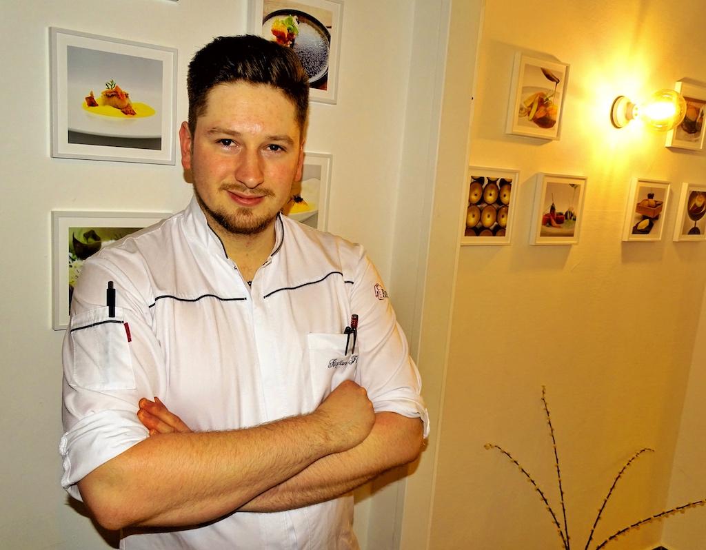 Stefan Fäth gehört zu den jungen ambitionierten Köchen Norddeutschlands