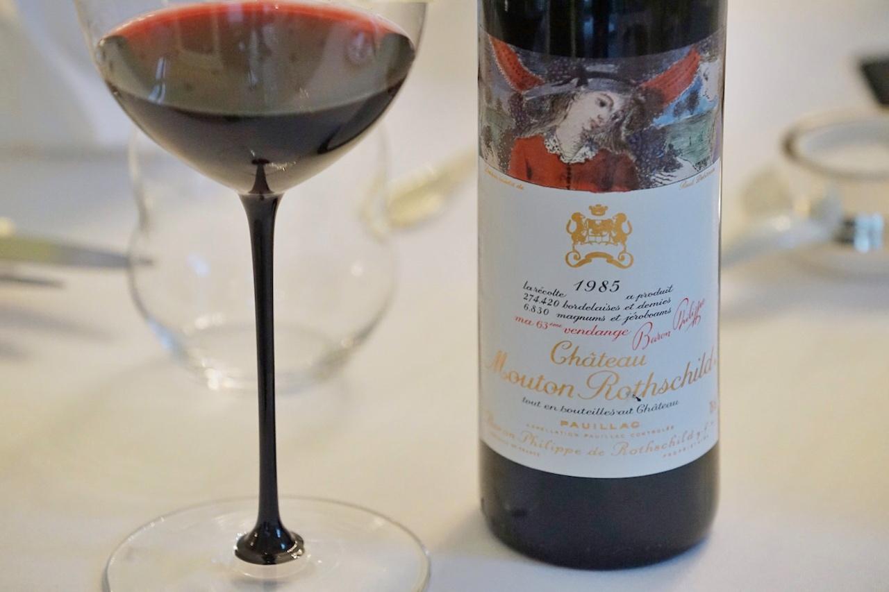 Château Mouton-Rothschild - Top Weine zu hohen Preisen