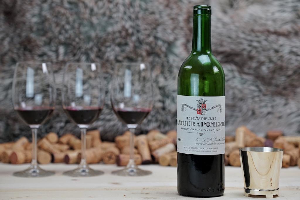 Château Latour - der Gigant in der Rotweinwelt