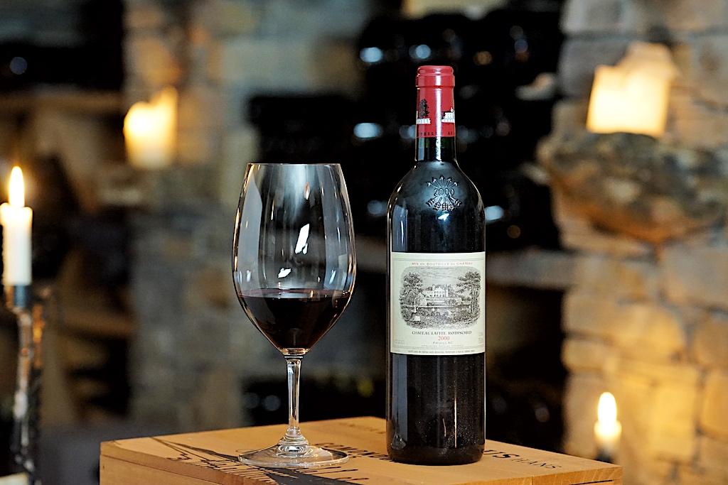 Chateau Lafite Rothschild: Bereits 1855 wurde das Weingut mit dem Rang eines Premier Cru Classégekürt