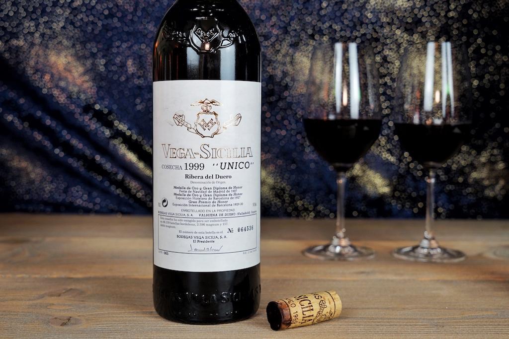 Der Reserva Especial von Vega Sicilia ist ein Verschnitt aus mehreren Jahrgängen