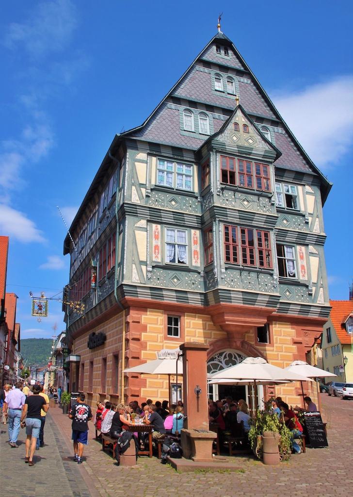 Deutschlands älteste Gaststätte Zum Riesen