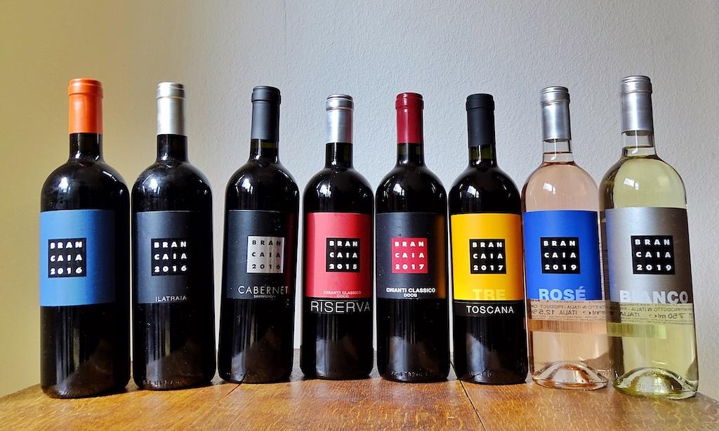 Die Weine von Brancaia zählen zu den internationalen Topprodukten / © FrontRowSociety.net, Foto: Carola Faber