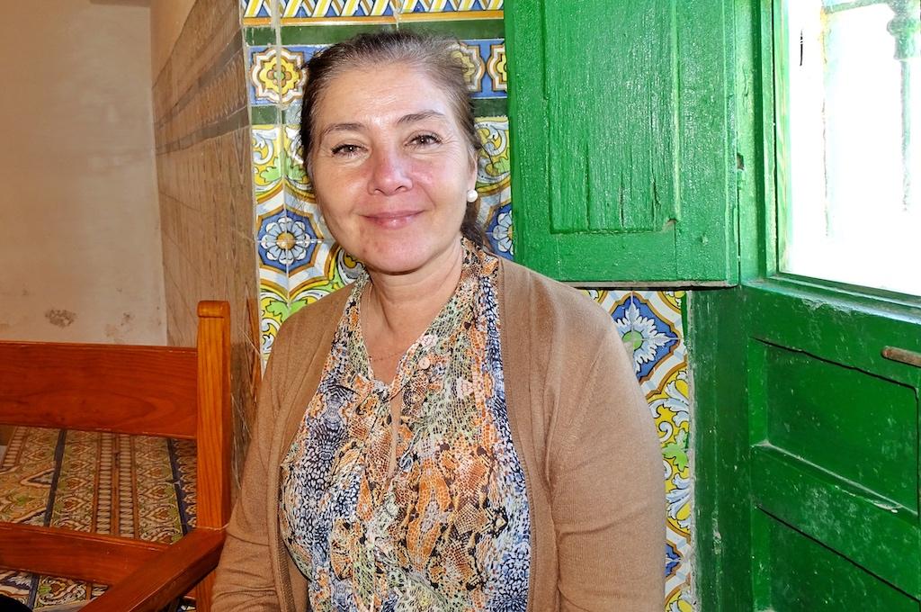 Rosa Vañó ist die Geschäftsführerin des Familienbetriebs