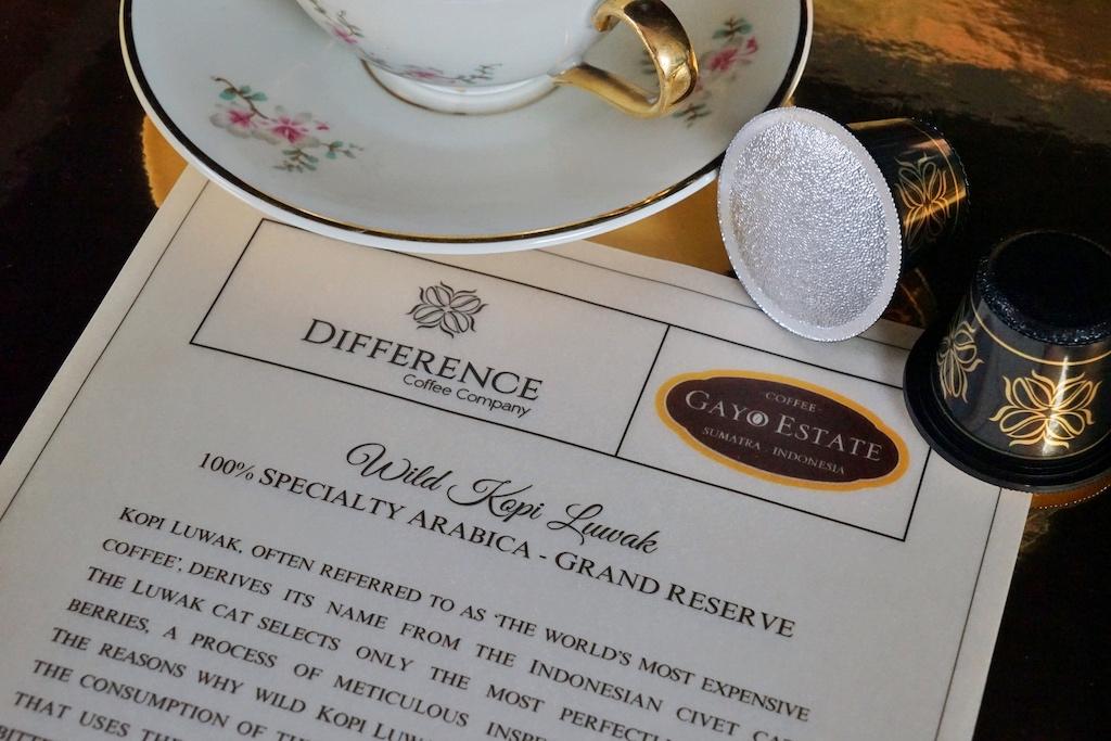 Difference Coffee Company: Wild Kopi Luwak - der wohl legendärste Kaffee
