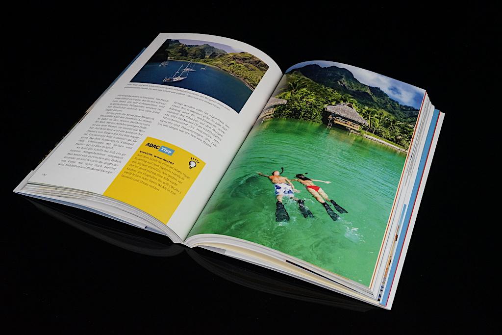 Auf fast 260 Seiten sind jede Menge Tipps zu finden