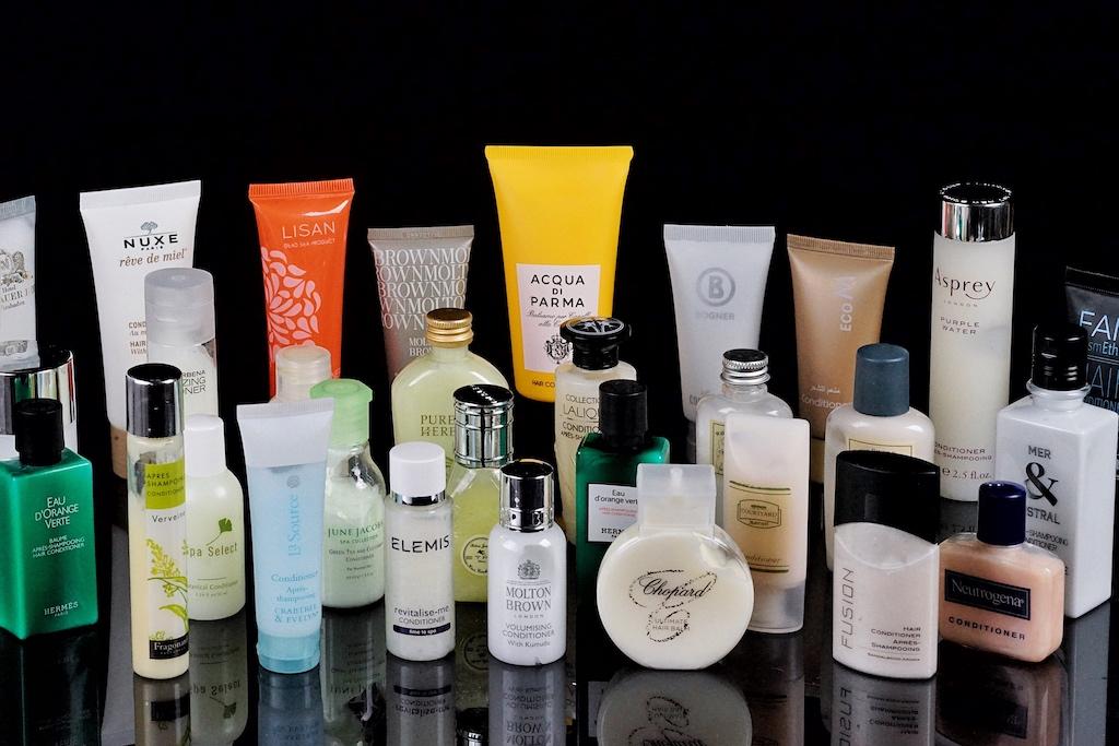 Auch von den Conditioners gibt es eine Vielzahl; auch hier sind alle Marken vertreten