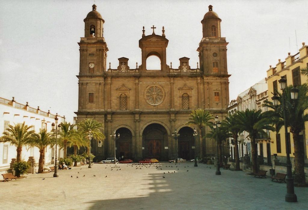 Das Wahrzeichen von Las Palmas de Gran Canaria: die 500 Jahre alte Kathedrale Santa Ana
