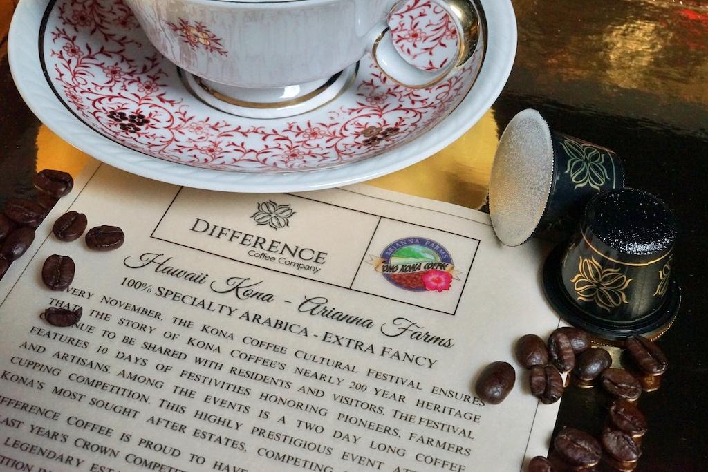 Die fruchtbaren Hänge der Vulkane Mauna Loa und Hualālai bringen einen traumhaften Kaffee hervor, den Hawaii Kona Champions von Arianna Farms