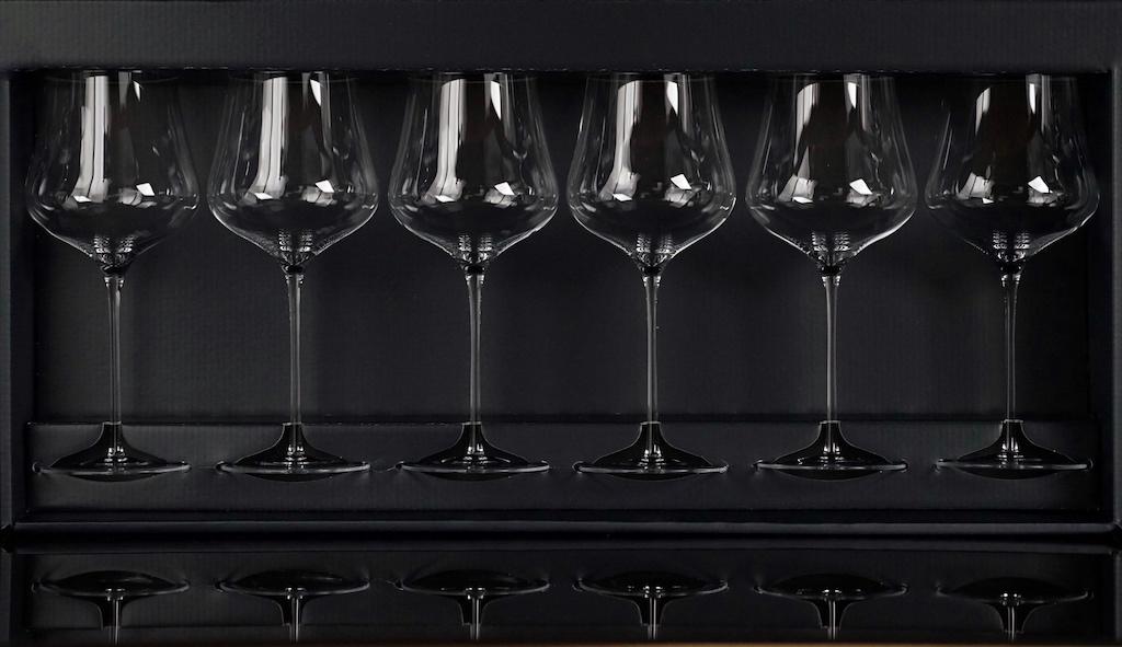 Gabriel-Glas Gold Edition: Ein Glas für jeden Einsatz - Schaumweine, Weissweine, Rotweine, Süssweine, Champagner, Whisky, Brandy, Portweine oder Bier