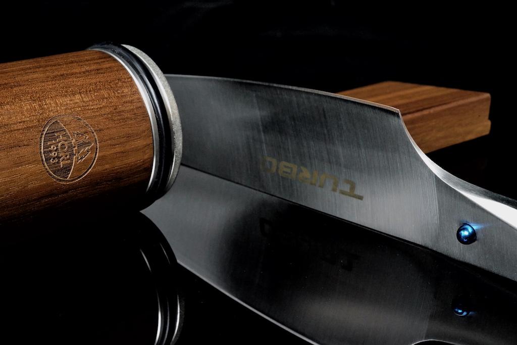 ... und von der anderen Seite für die großen Messer