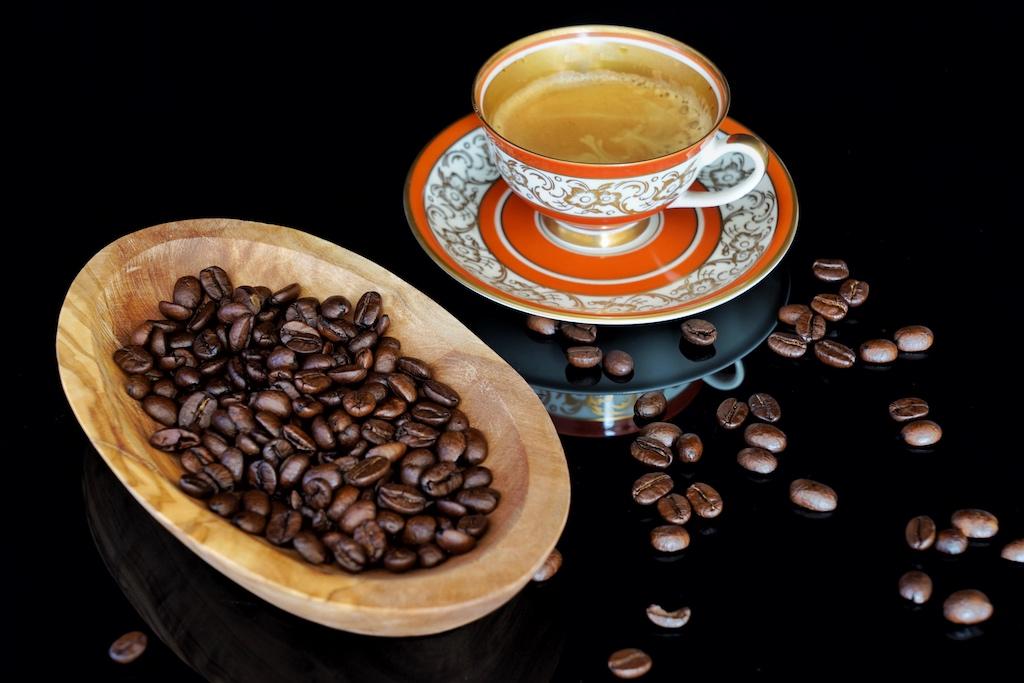 In einigen der besten Restaurants und Luxushotels sind die Kaffees von Amir Gehl zu finden