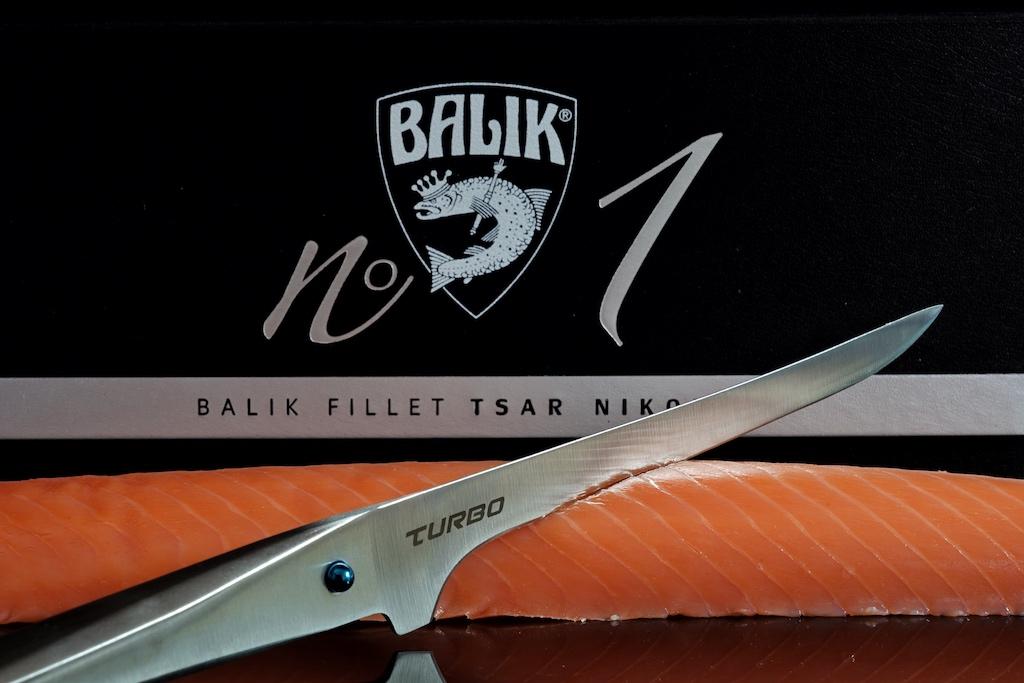 """Balik bezeichnet auf russisch den besten Teil des Fisches. Der Balik No 1 gehört zu den Top Produkten des Hauses """"Caviar House & Prunier"""""""