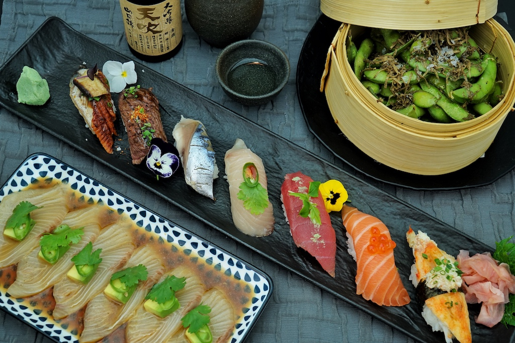 Bei unserem Besuchen in Japan haben wir erfahren, dass die japanischen Spitzenköche auf Lachs aus Norwegen schwören