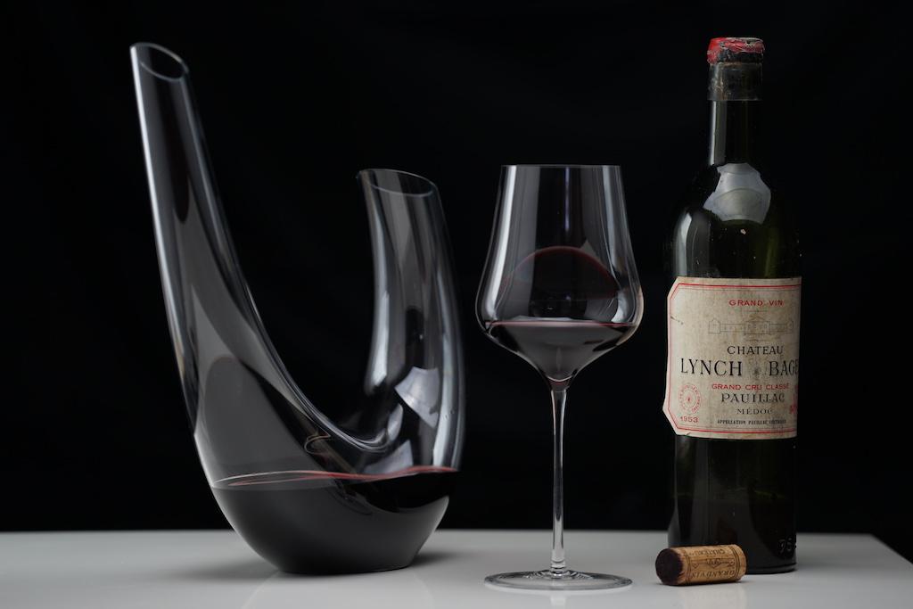 Bei älteren Weinen ist das dekantieren unerlässlich