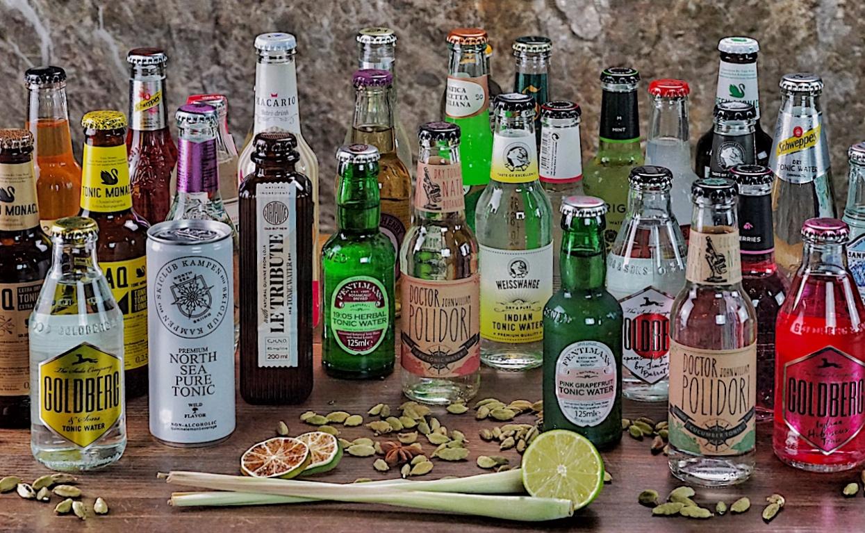 Die Wahl des Tonic Waters übt einen deutlichen Einfluss auf den Geschmack des Endproduktes aus. Gin & Tonic ist nicht gleich Gin & Tonic