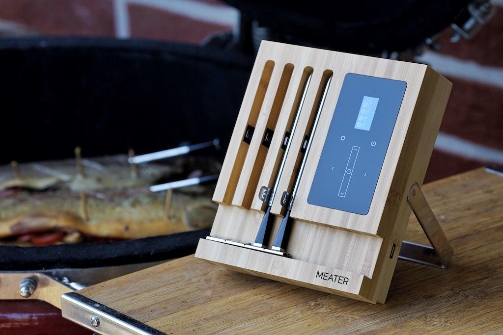 Meater - das perfekte Grill-Thermometer, natürlich kabellos und smart