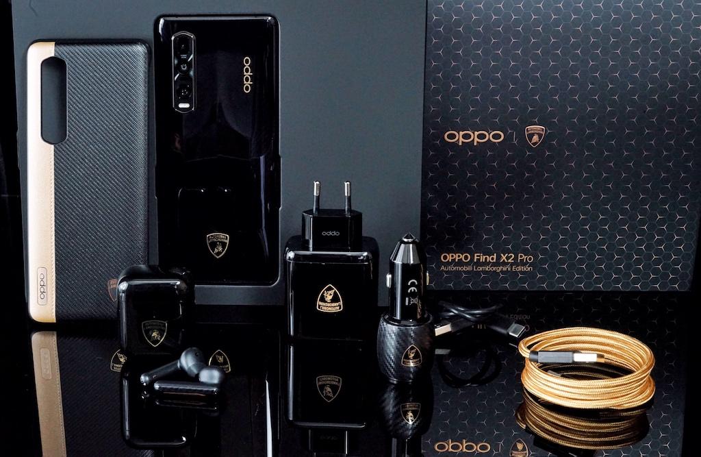 OPPO Find X2 Pro: Für Lamborghini-Piloten und Fans - Das Lamborghini-Smartphone