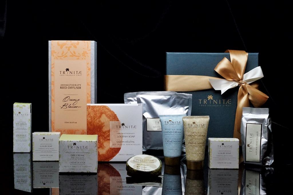 Trinitae verarbeitet regionale Rohstoffe zu handverlesener Kosmetik