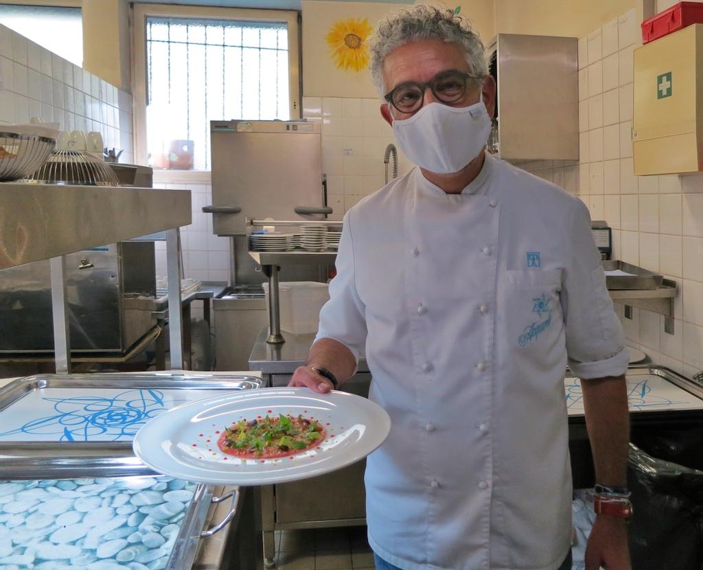 21 Jahre Michelin-Stern in Folge: Mario Gamba