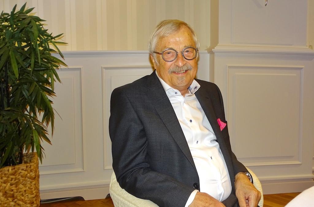 Festival-Präsident Klaus-Peter Willhöft über das neue Mitglied, Eicke Steinort und sein Hotel Wassersleben