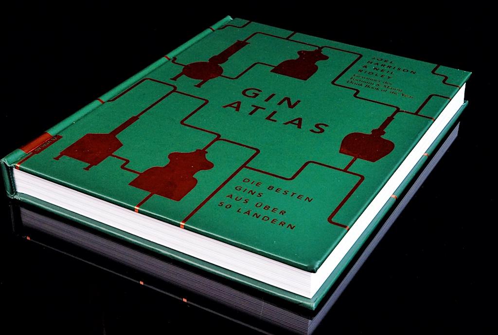 """Der GIN ATLAS ist als Gewinner des """"Fortnum & Mason Awards """"Drink Book of the Year"""" hervorgegangen"""