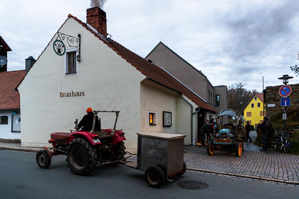 In eigenen Tanks holen die Hausbrauer ihre Stammwürze ab / © FrontRowSociety.net, Foto: Georg Berg