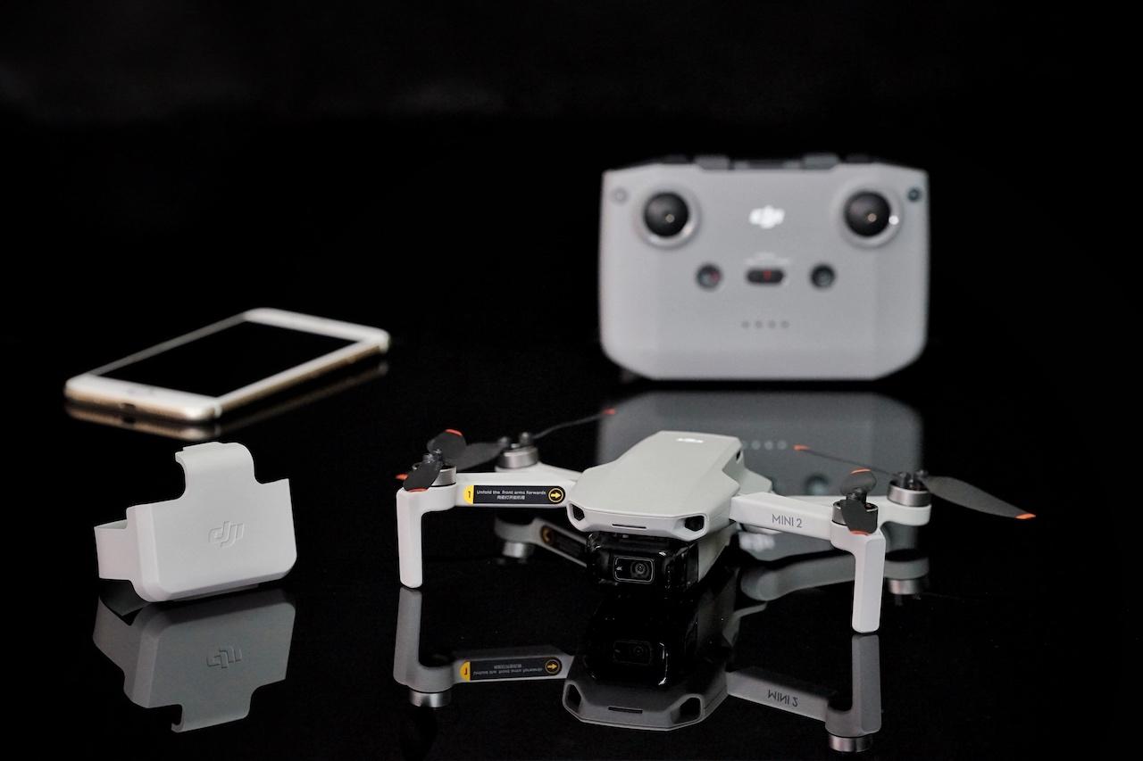 DJI ist sehr innovativ, in kürzester Zeit werden neue Drohnen konzipiert, wie etwa die Mini 2