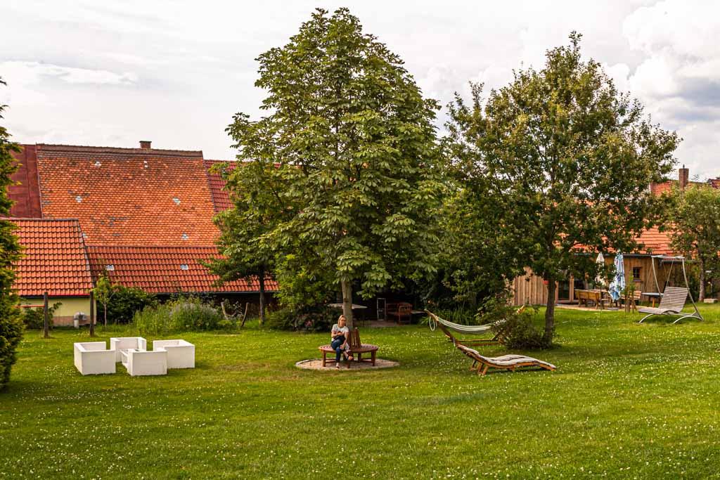 Seminarräume und Ruhezonen im Freien / © FrontRowSociety.net, Foto: Georg Berg