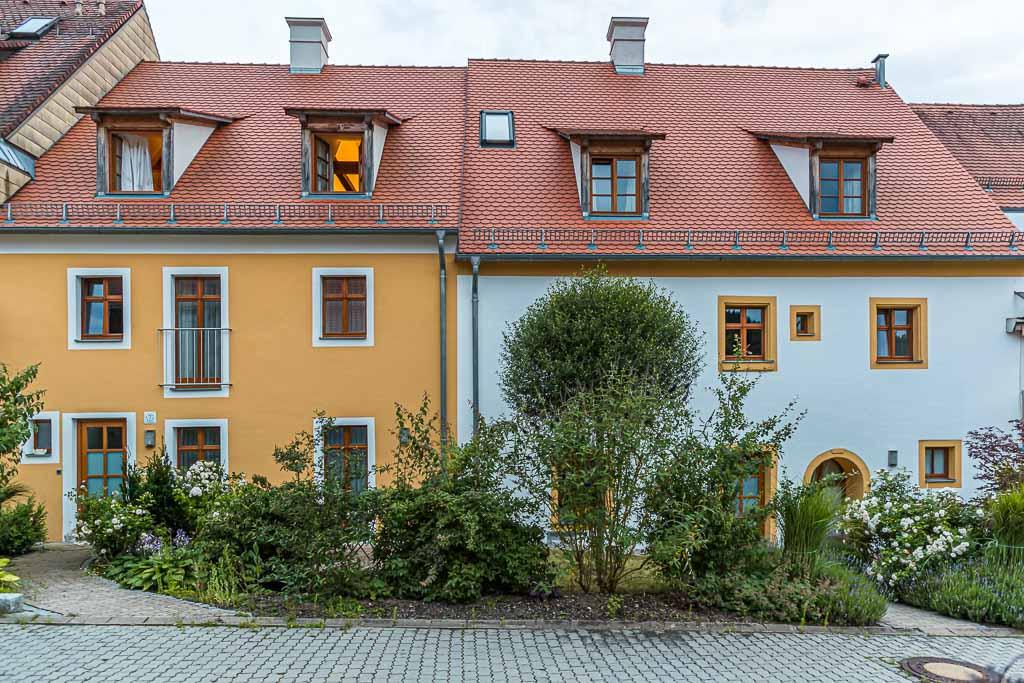 Schusterhaus und Schreiberhaus stecken voller spannender Brüche zwischen alter Bausubstanz kombiniert mit moderner Einrichtung / © FrontRowSociety.net, Foto: Georg Berg