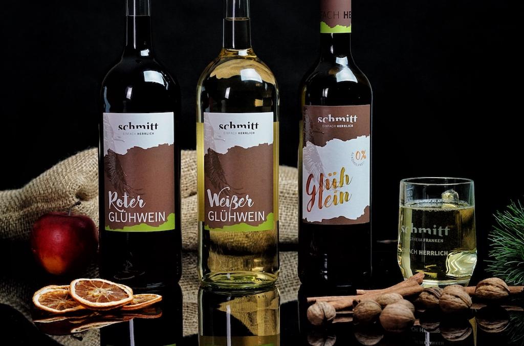 Das Privat Weingut Schmitt produziert erstklassige Glühweine, bis hin zum alkoholfreien Vertreter