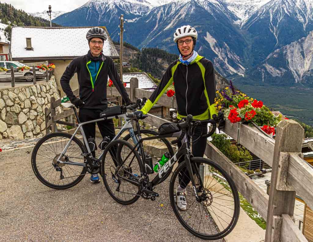 Nach der Tour: Die Beine sind schwer und der Kopf voller Tipps vom Bike Coach / © FrontRowSociety.net, Foto: Georg Berg