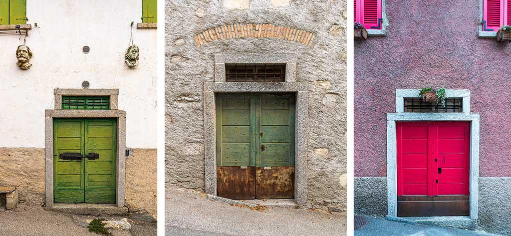 Auf der Via Stradone in Salorino reihen sich viele Cantinas aneinander / © FrontRowSociety.net, Foto: Georg Berg