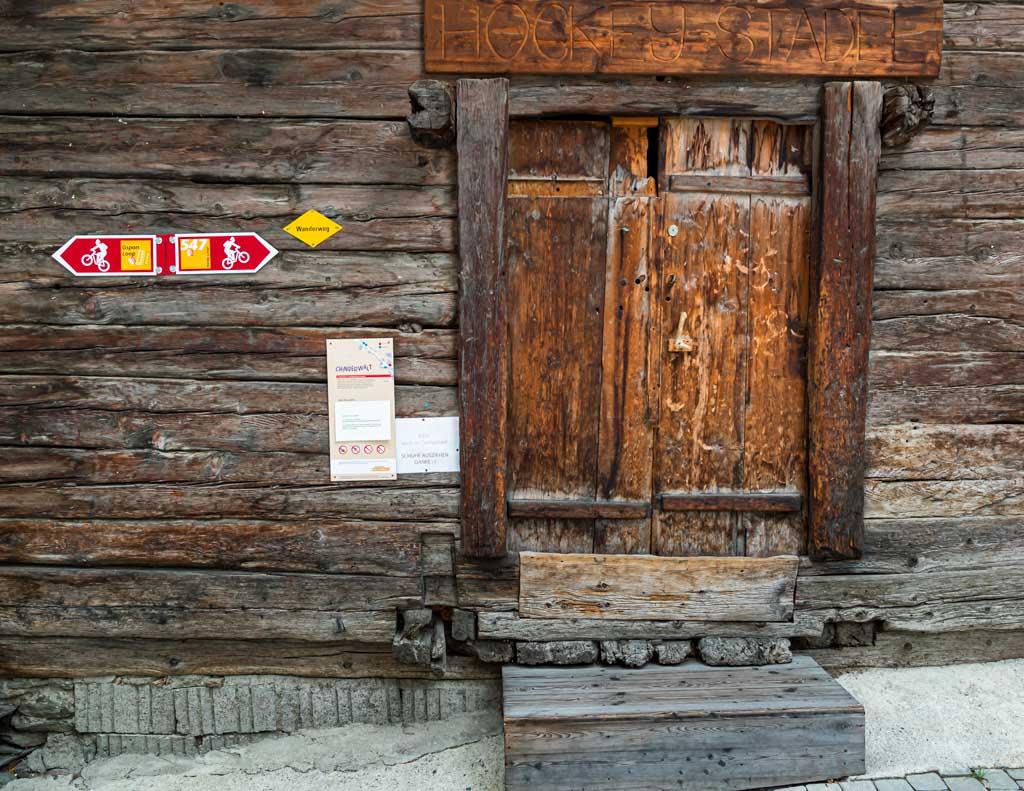 Ausgewiesene Mountainbike-Strecken finden sich im ganzen Wallis / © FrontRowSociety.net, Foto: Georg Berg