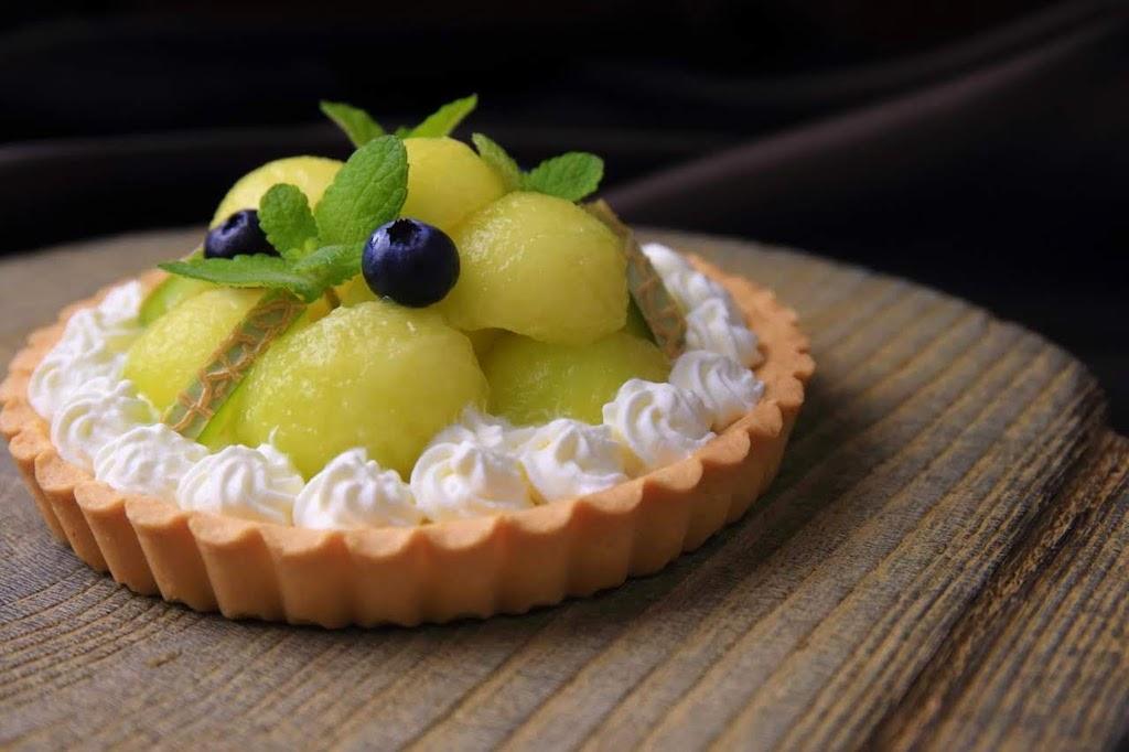 Nicht nur optisch ein Gedicht - die Tenshion Melonen-Sahne-Käse-Torte