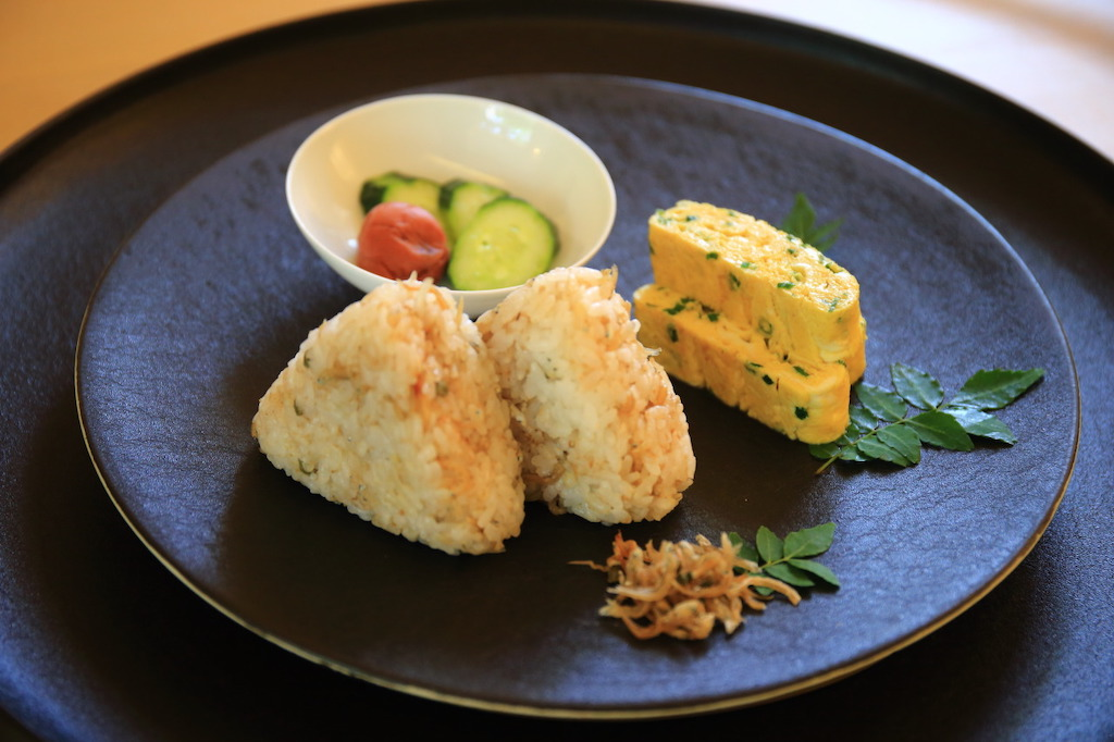 Ayaco Nedachi & Takahiro Nedachi wünschen einen Guten Appetit