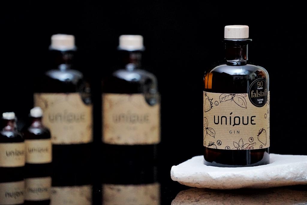UNIQUE: Eine Spirituosen-Kreation, welche aus einer Freundschaft entstand